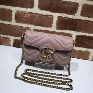 Gucci Marmont mini Shoulder bags